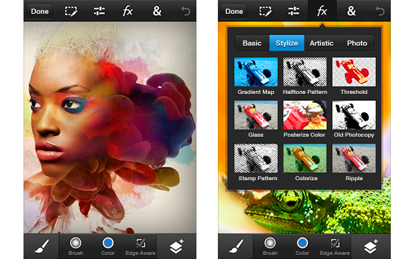 Photoshop Touch for phone 1.3.7