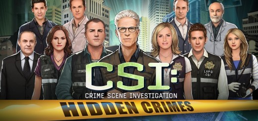 CSI Hidden Crimes v1.14.4 Mod