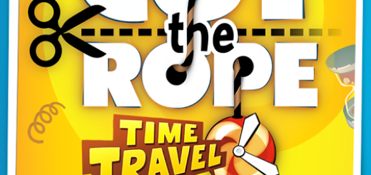 Cut the Rope Time Travel HD MOD